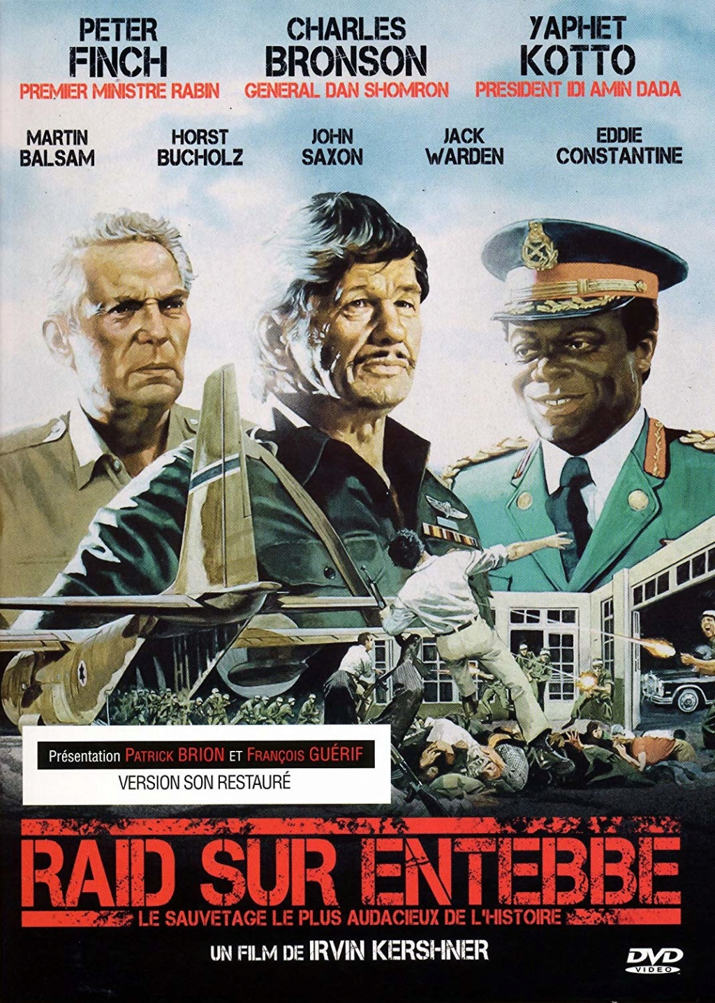Raid sur Entebbe - Raid on Entebbe - 1977 - Irvin Kershner Raid10