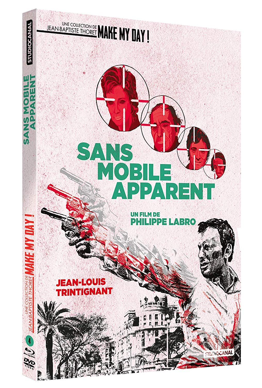 Sans Mobile Apparent - 1971 - Philippe Labro  Sansmo10