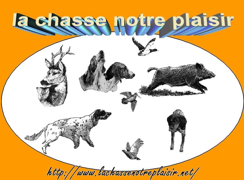 """Créer un gilet de chasse """"La Chasse Notre Plaisir"""" Logo_p10"""