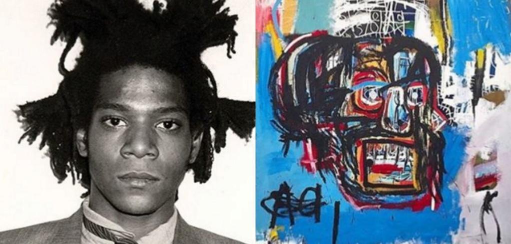 Expo:  Basquiat - Schiele Record10