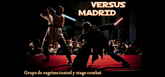 Versus Madrid Stage Combat