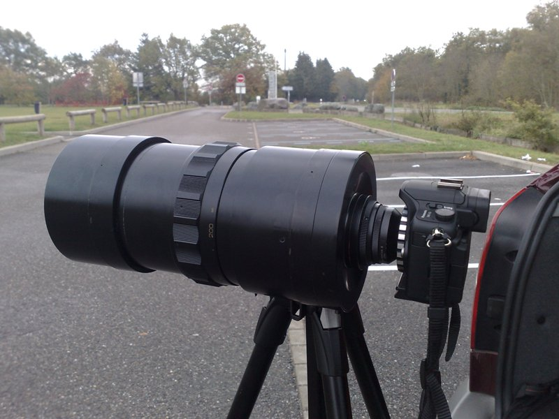 Adapted Lens 25102011