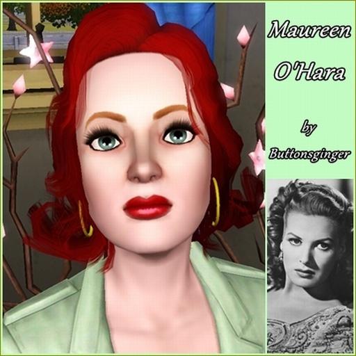Maureen O'Hara Mauree11