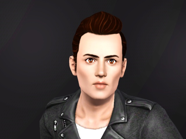 Johnny Depp (Crybaby) Scre1496