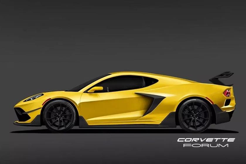 800 ch pour la future Corvette Z06  62013310