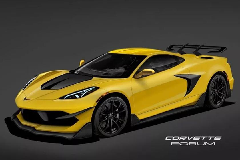 800 ch pour la future Corvette Z06  62013410