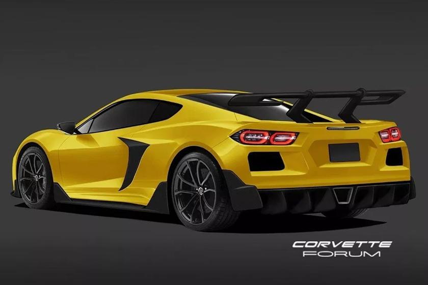 800 ch pour la future Corvette Z06  62013510