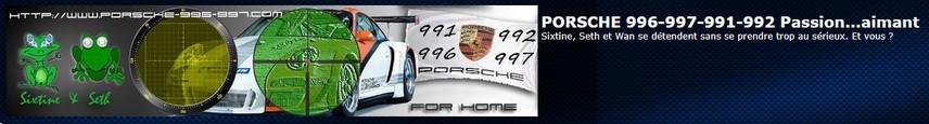 forum porsche 996 997