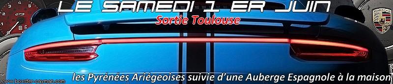 """Sortie Toulouse """"Voila l'été"""" - 01/06/2019 Techar10"""