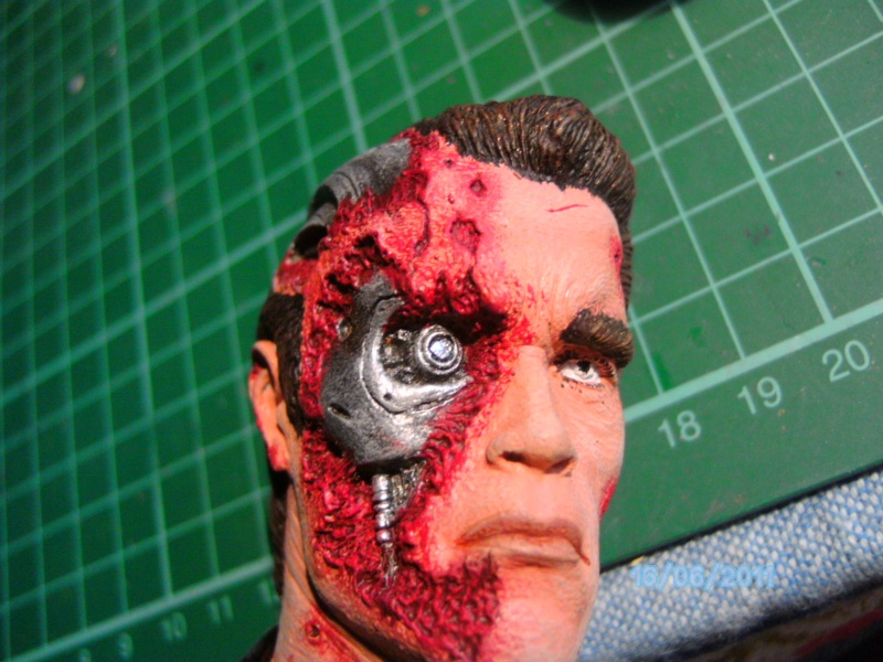 Arnie als T-800 Terminator aus Terminator-Judgement Day 1:5 Vinyl von Horizon Pict0228
