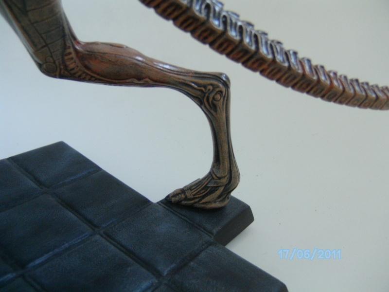 Alien Dogbuster 1:9 Halcyon aus Alien 3 Pict0242