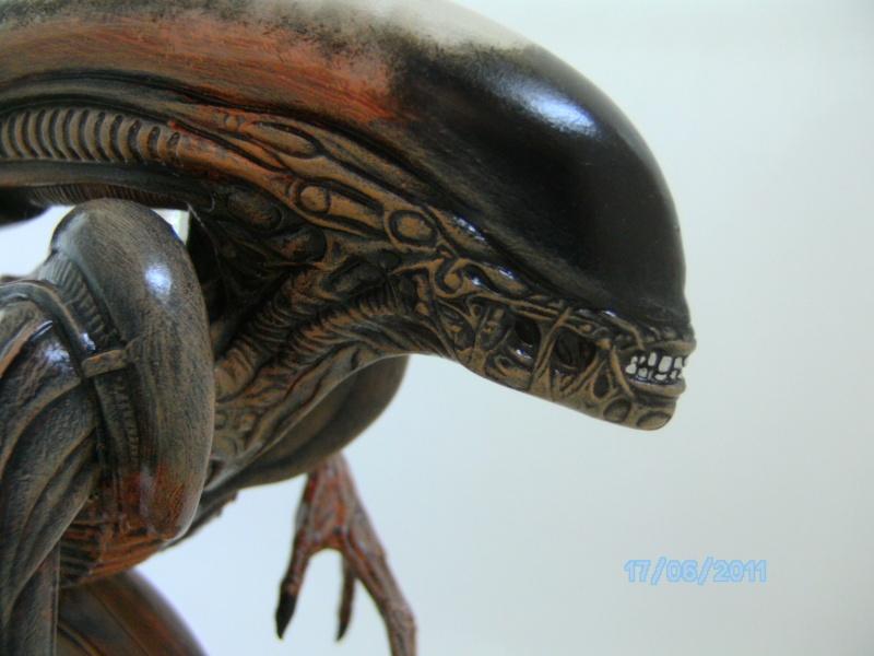 Alien Dogbuster 1:9 Halcyon aus Alien 3 Pict0250