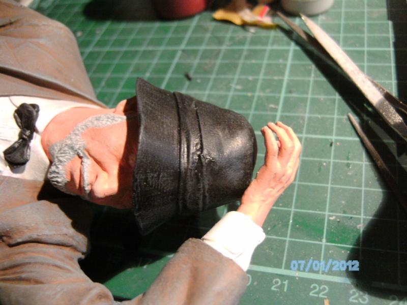 Indiana Jones und Henry Jones Senior 1:6 Recast als Dio geplant Pict1519