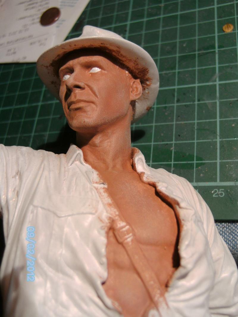 Indiana Jones und Henry Jones Senior 1:6 Recast als Dio geplant Pict1573