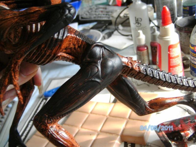 Alien Dogbuster 1:9 Halcyon aus Alien 3 Pict4018
