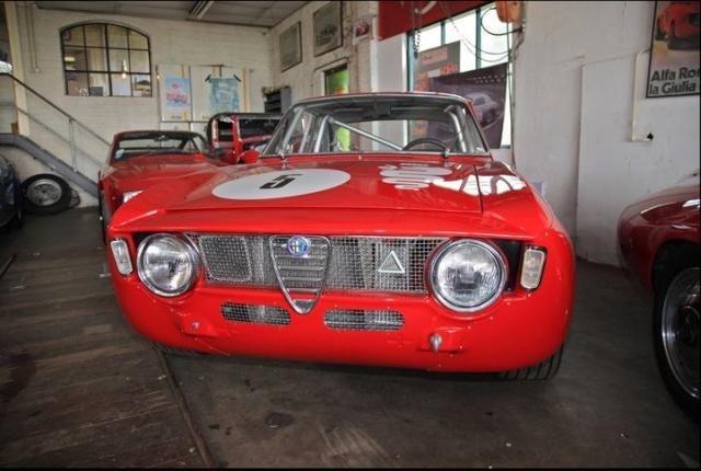 1°TROFEO del BISCIONE Alfa Romeo Gta a Settembre su SRV Alfa_310
