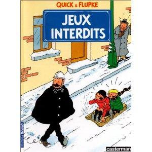 Quick & Flupke [Hergé] Flupke10