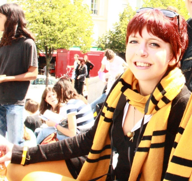 Cosplays Harry Potter - Page 4 Ely210