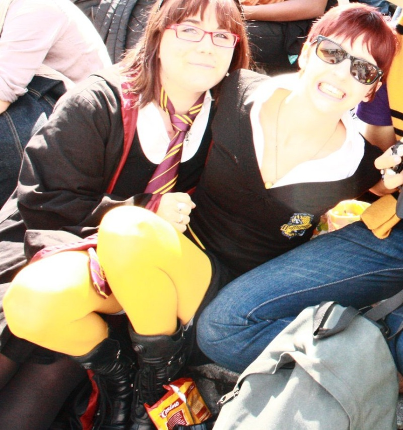 Cosplays Harry Potter - Page 4 Ely211