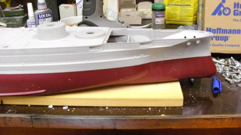 USS Arizona 1:200 von Trumpeter - Seite 4 Arizon23