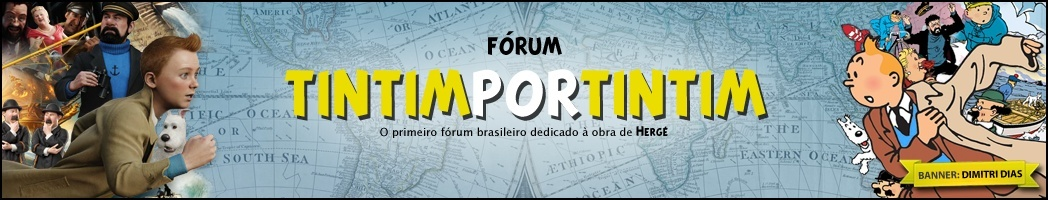 Primeiro Video log de Tintim no Brasil ou ate no mundo!! Forum10