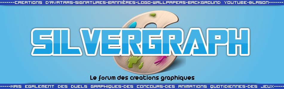 Silvergraph:forum de créations graphiques