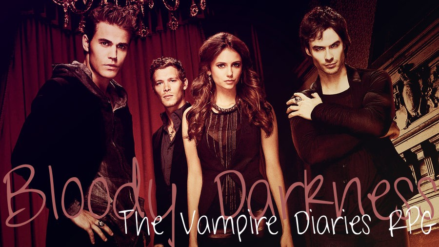 The Vampire Diaries- Mystic Falls RPG
