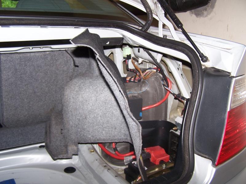 Remplacement des amortisseurs arrières BMW série 3 E46 100_4510