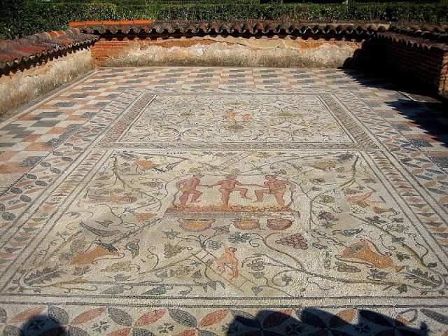 LA REGION D'EXTREMADURE Mosaiq10