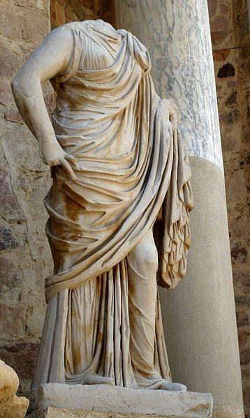 LA REGION D'EXTREMADURE Statue10