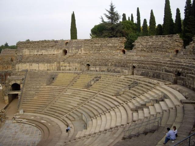 LA REGION D'EXTREMADURE Teatro11