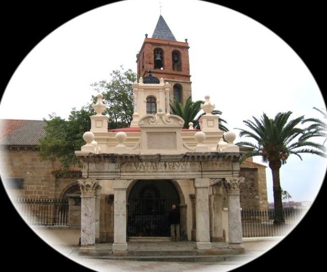 LA REGION D'EXTREMADURE Templo10