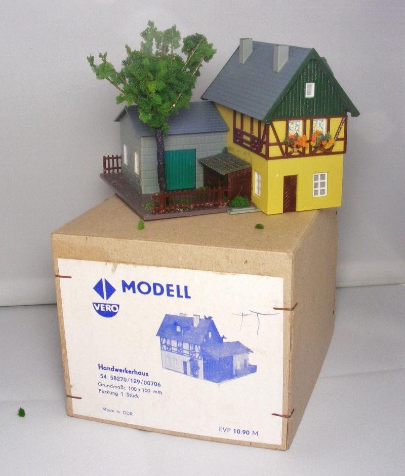 Modellgebäude aus DDR-Zeiten Dscf8812