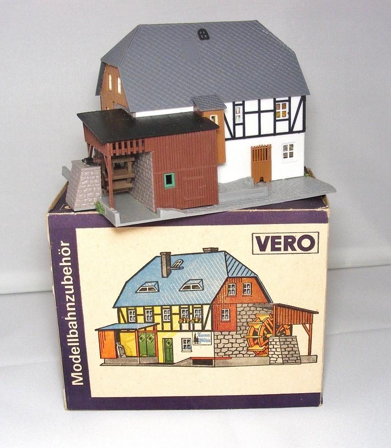 Modellgebäude aus DDR-Zeiten Dscf8813