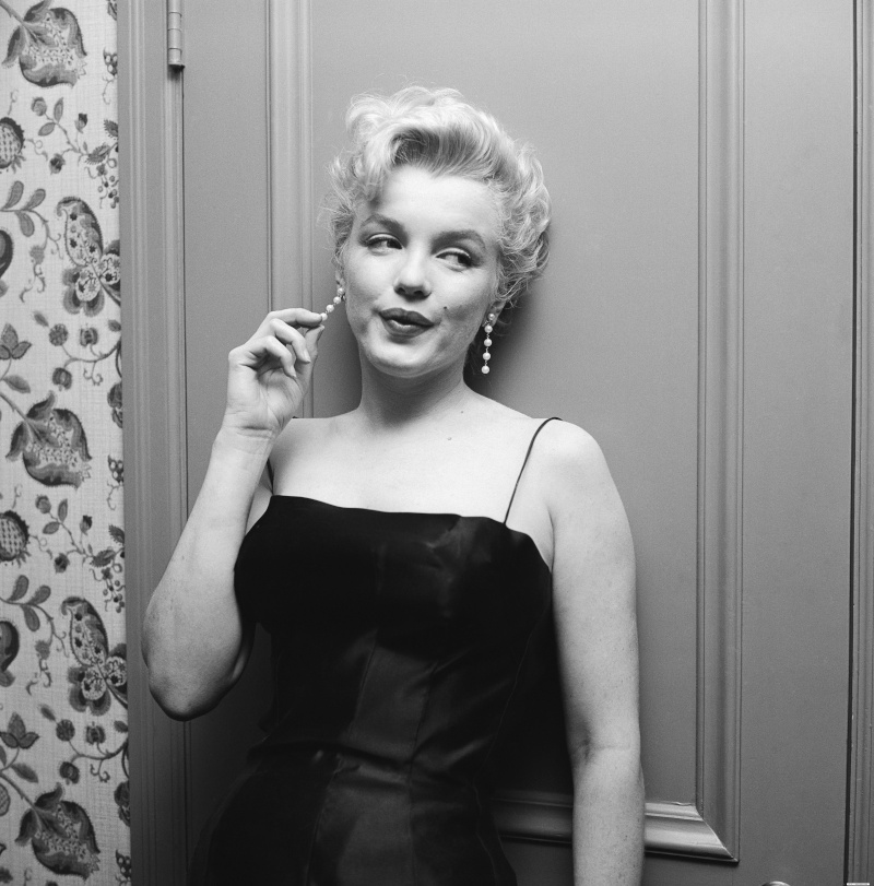 MARILYN MONROE (American actress, singer, model) Marily10