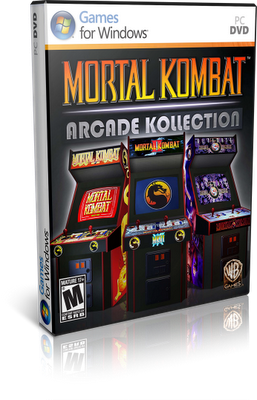 Mortal Kombat Arcade Kollection Multilenguaje (Español) (PC-GAME) Mortal10