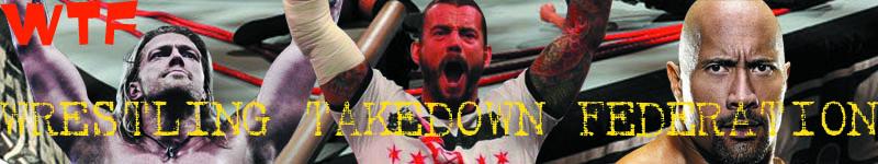Wrestling Takedown Federation Portad10