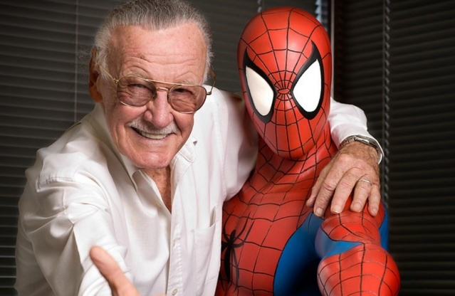 A Legend Passes: Stan Lee Stan-l10