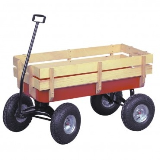 Compost/soil sifter Wagon10