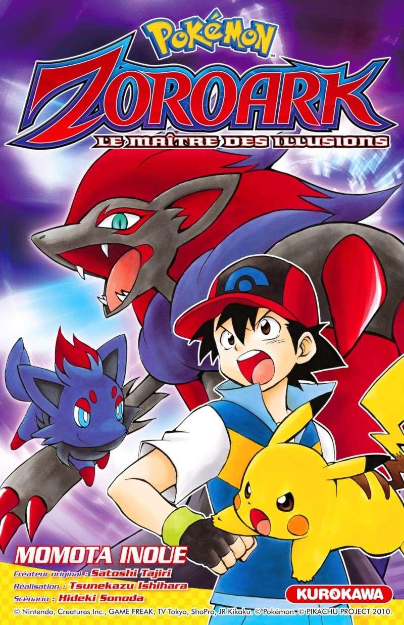 Kodomo: Pokémon Zoroark - Le Maître des Illusions [Tajiri, Satoshi ; Sonoda, Hideki & Inoue, Momota] Pokemo11