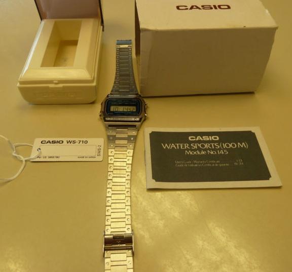 réglage bracelet Casio Marlin WS 710 Ws_71010