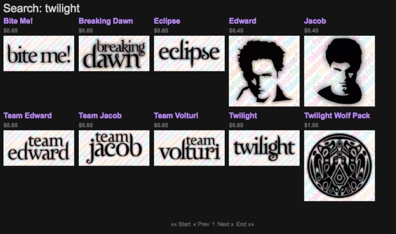twilight tattoos Pictur10