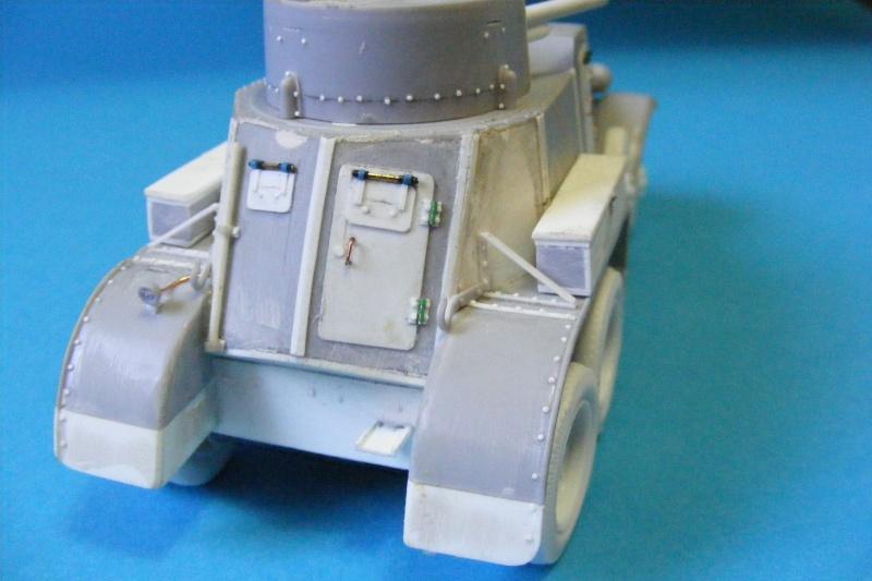 izhorsky BA-1 1/35 EASTERN EXPRESS  ( Dscf2112