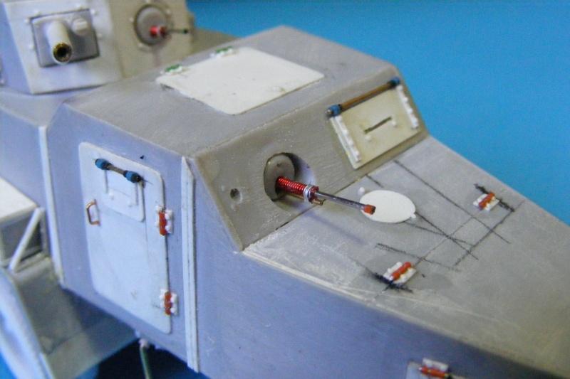 izhorsky BA-1 1/35 EASTERN EXPRESS  ( Dscf2117