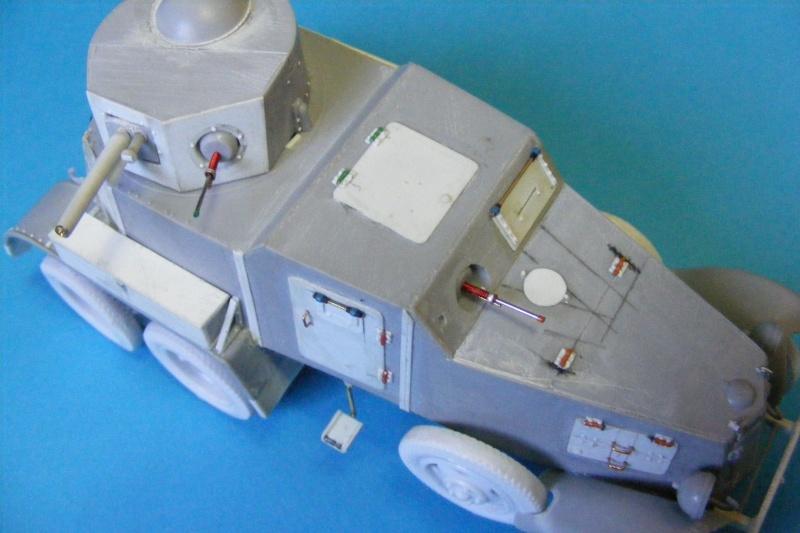 izhorsky BA-1 1/35 EASTERN EXPRESS  ( Dscf2120