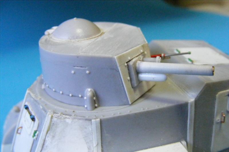 izhorsky BA-1 1/35 EASTERN EXPRESS  ( Dscf2121