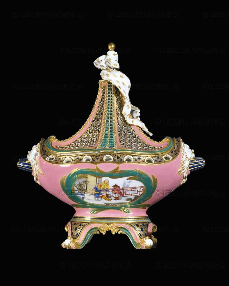 dodin - Exposition Charles-Nicolas Dodin  30010910