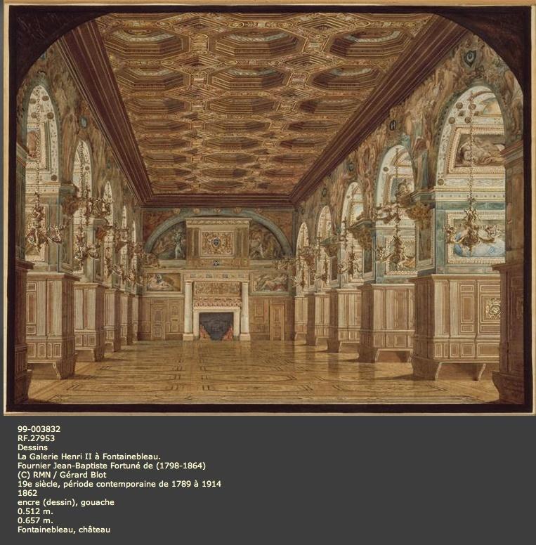 Expo : Napoléon III et Eugénie reçoivent à Fontainebleau Image_65