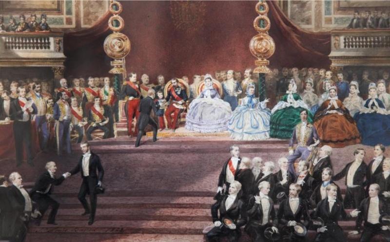 Exposition « Trônes en majesté, l'autorité et son symbole » - Page 7 Image_77