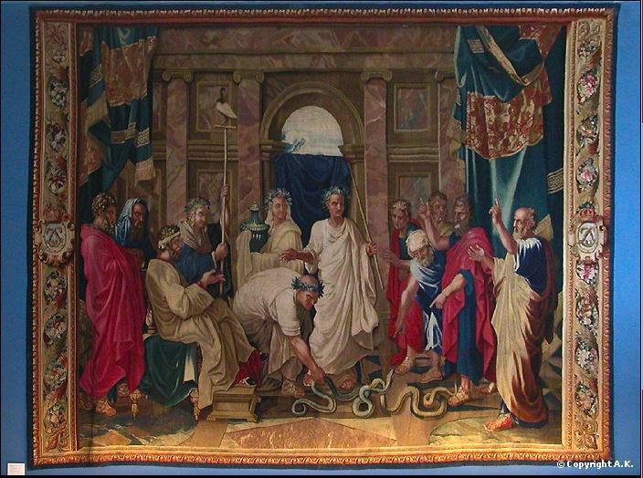 Expo : La Tenture de Moise d'après Poussin aux Gobelins Image_99